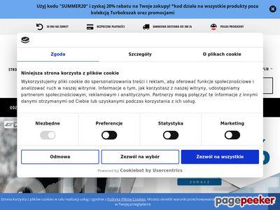 Odzież sportowa dla piłkarzy | Zina Polska