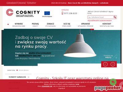 Cognity Szkolenia Kraków