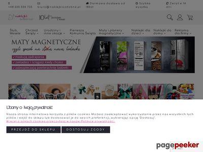 NaklejkiOzdobne.pl