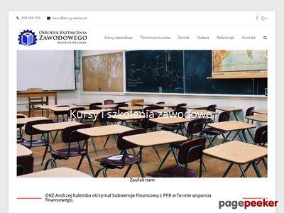 Wieluński Ośrodek Kształcenia Zawodowego