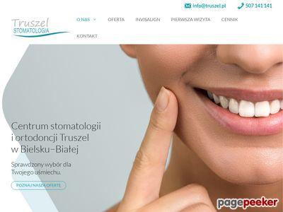 Truszel dentysta bielsko biała