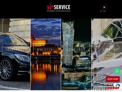 Vip Service - Wynajem autokarów
