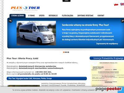 Wynajem busów i autokarów Łódź