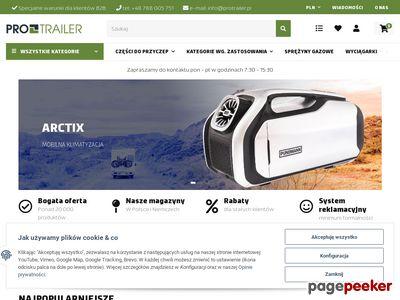 Pro Trailer 24 - ogrzewanie postojowe Webasto