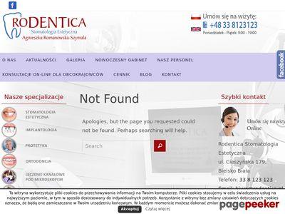 Dentysta Bielsko - Rodentica