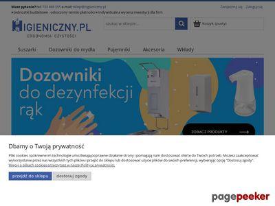 Kosze na śmieci Higieniczny.pl