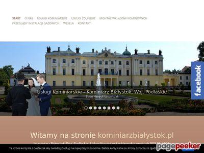 Kominiarz Białystok