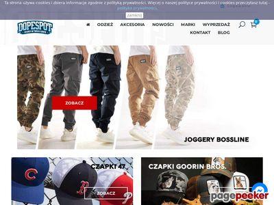 Dopespot - ubrania streetwear
