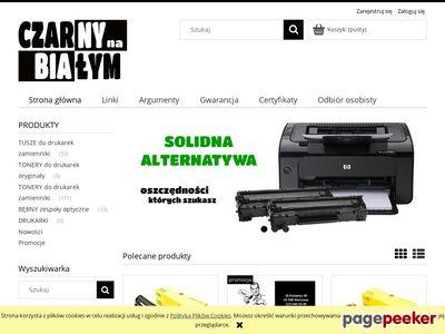 Toner do drukarek Warszawa